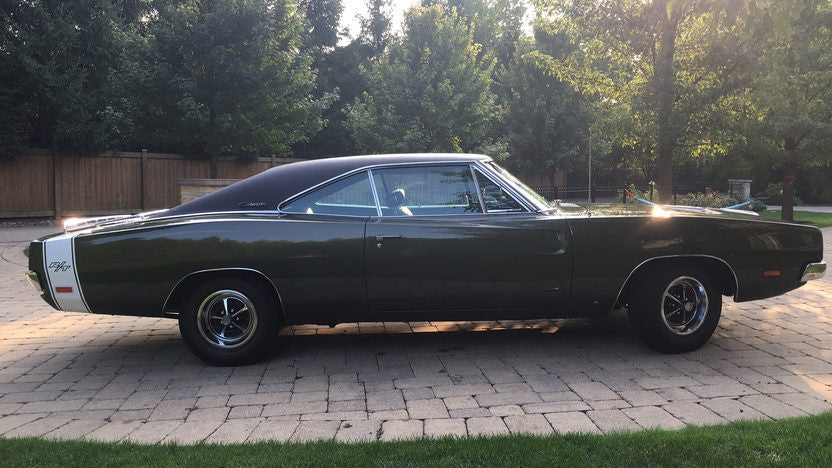 Sold 1968 Dodge Charger RT
