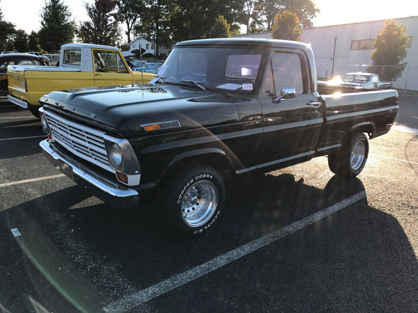 SOLD       1968 Ford F100