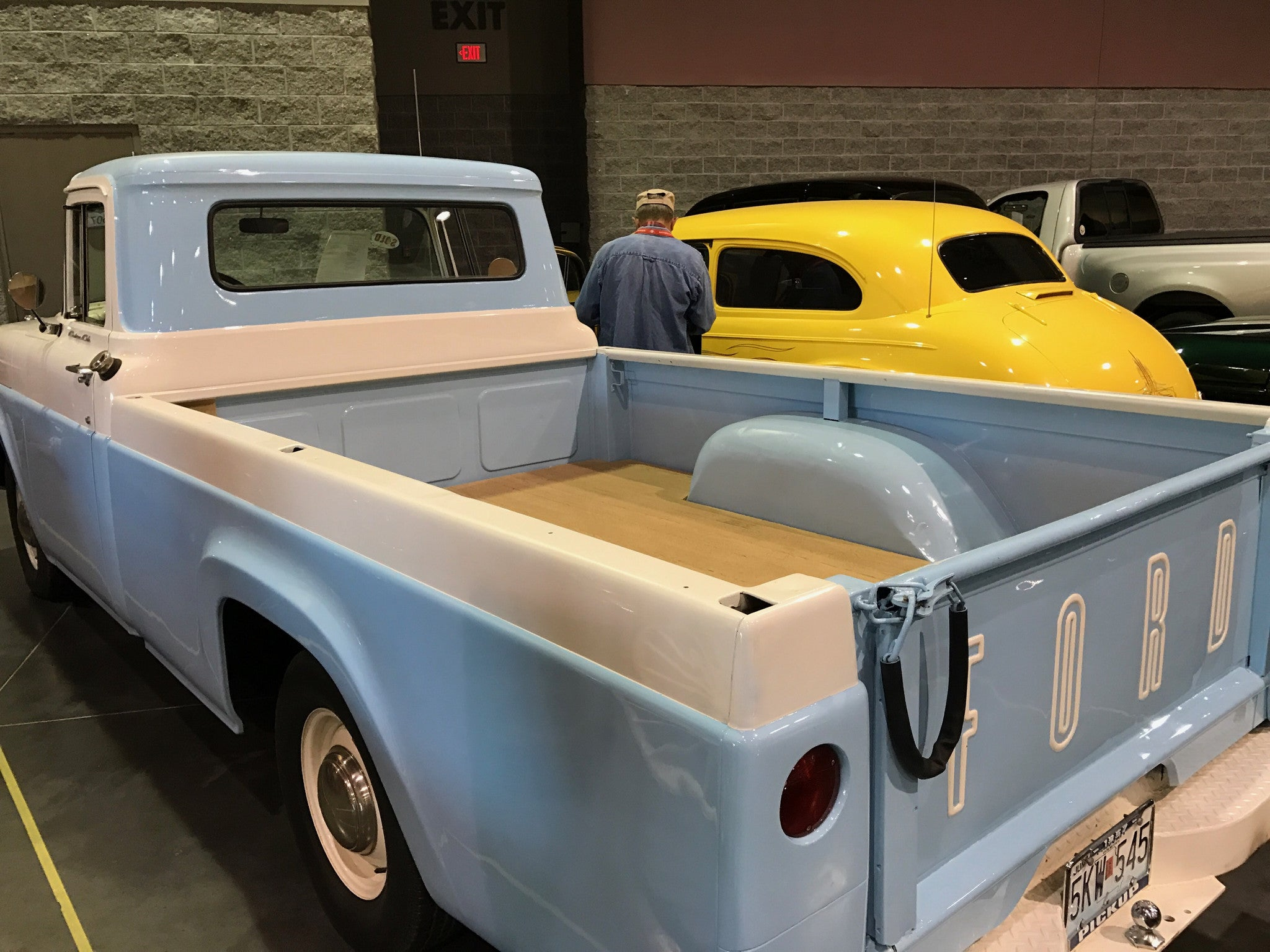 SOLD       1957 Ford F100 Pickup