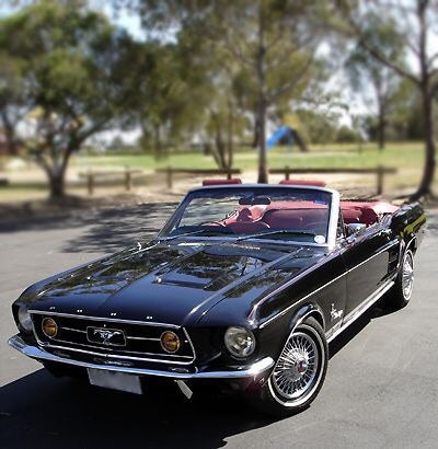 Mustangs all years - Coupe , Convertible, Fastback we have always cars in stock