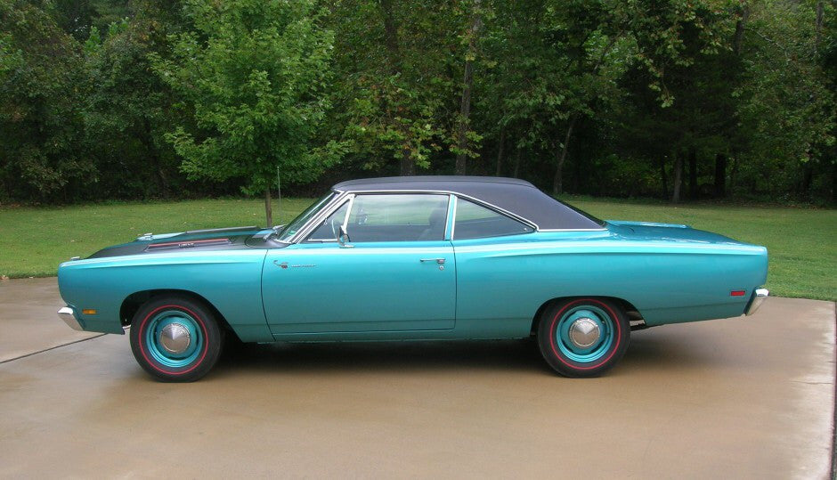 Sold 1969 Plymouth Hemi Roadrunner