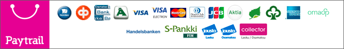 Paytrail Finnish Payment methods