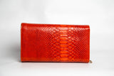 Fire Rose Clutch