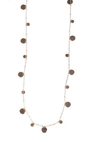 Fiona Long Chain Necklace
