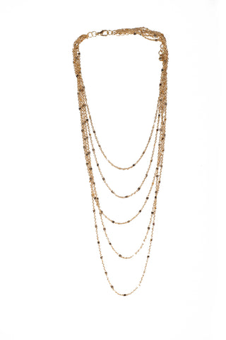 Dainty Multi Layered Necklace