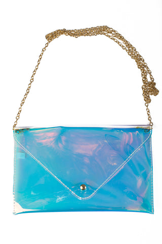 Jayme Iridescent Bag
