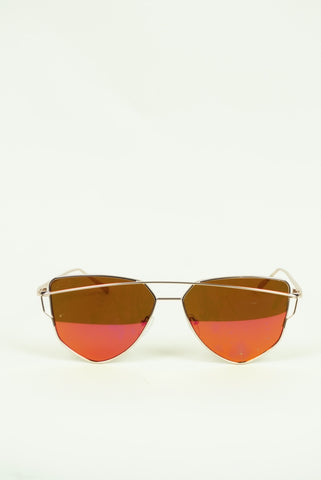 Chloe Sunglasses - Red