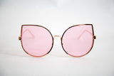 Rebecca Cat Eye Sunglasses