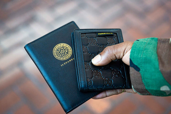 36 Seal Passport Wallet