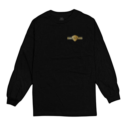 36th Chamber Shield Longsleeve