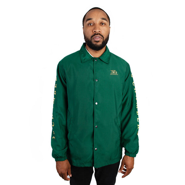 Year of the Rooster Coach's Jacket