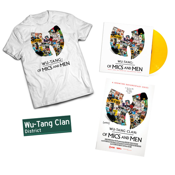 Of Mics & Men Bundle 1