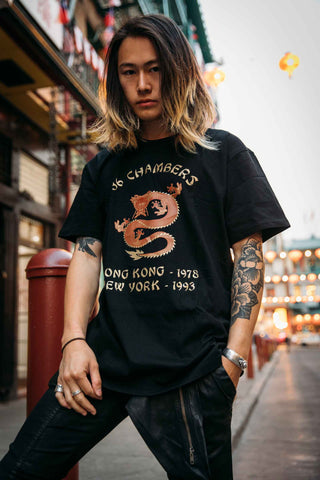 36th Chamber Hong Kong NYC Tee