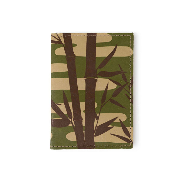 Cloud Camo Passport Wallet