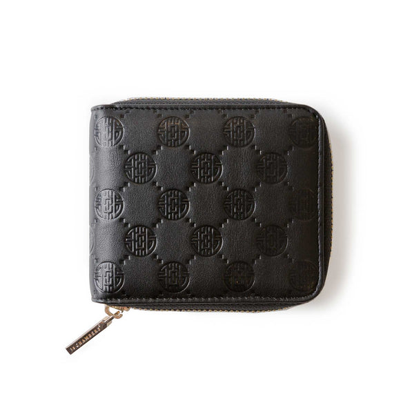 36 Seal Zipper Wallet