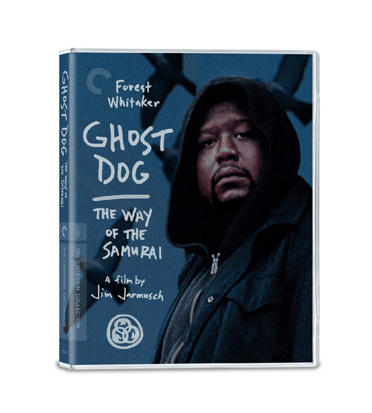 GHOST DOG Criterion Collection Special Edition BluRay