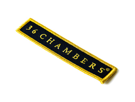 36 Chambers Patch