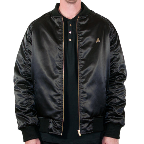 Satin Souvenir Jacket