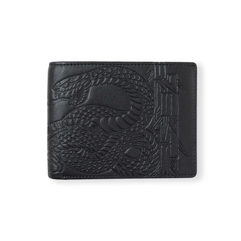 Tiger VS Snake Bifold - Black