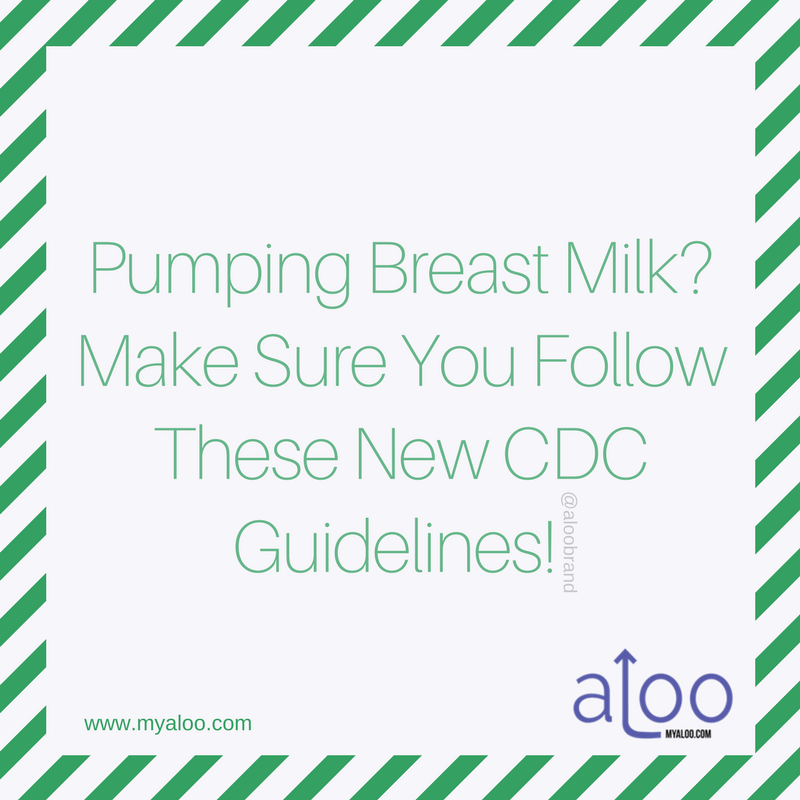 Are You Following the New CDC Guidelines on Cleaning Breast Pumps?