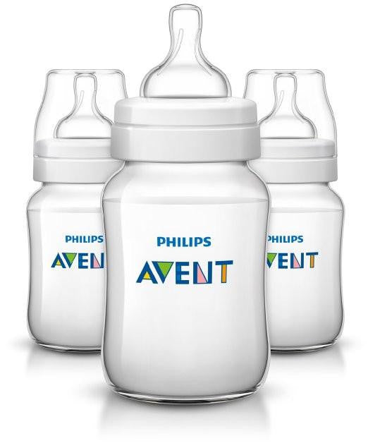 Philips Avent Anti-Colic Bottles 9oz 3-Pack