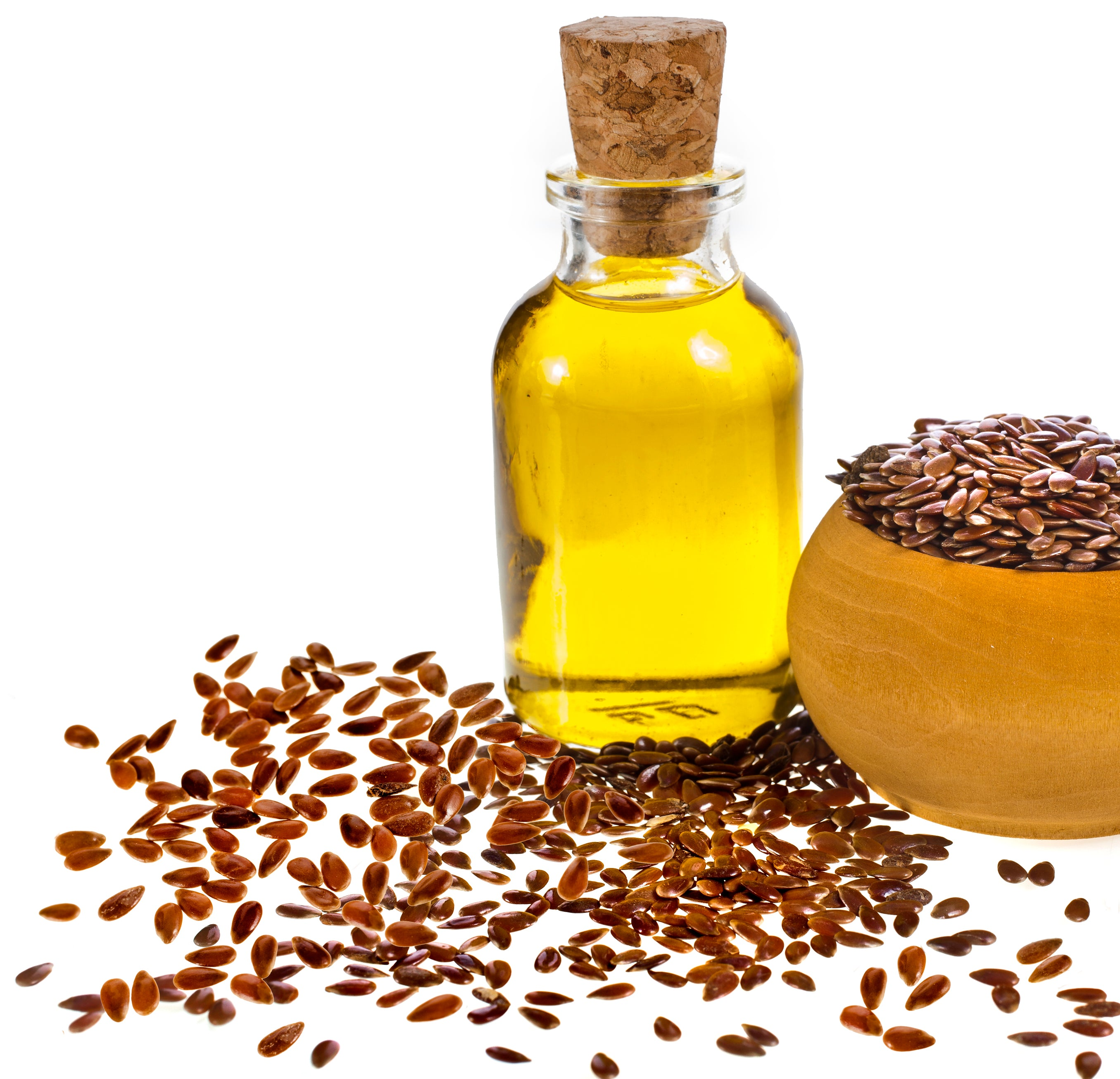 4 WAYS FLAXSEED OIL INCREASES HAIR GROWTH