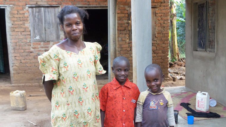 Nampijja Jane's family - Funded