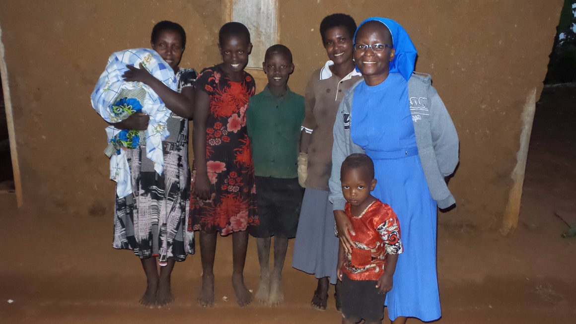 Mutaaga Juliet & Mukandairo Rose's family - Funded