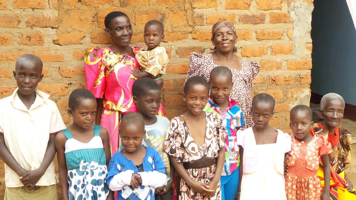 Nalongo Nantongo's family - Funded
