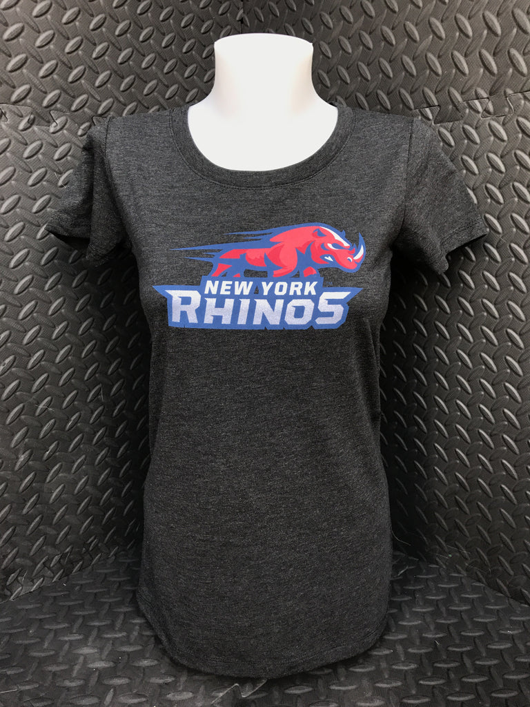 New York Rhinos - T Shirt (Men and Women)