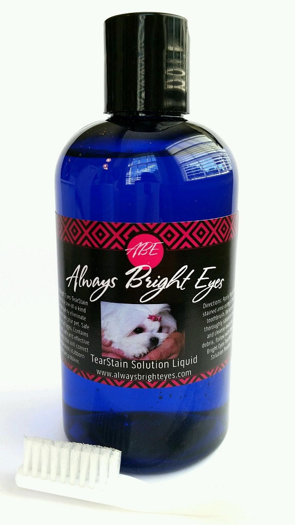 Always Bright Eyes Refill Liquid - Large Size 8oz.