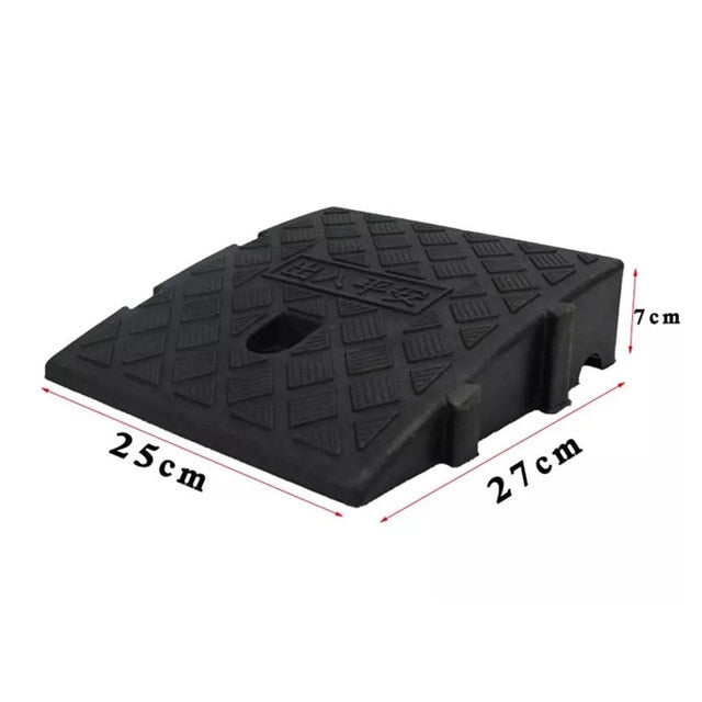 Portable Lightweight Curb Ramp
