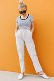 Sail Away Cotton Pant