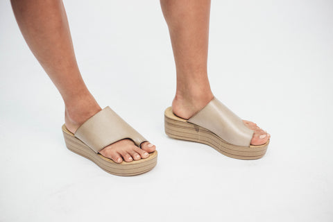 Florence Wedge Sandal