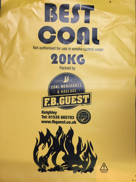 20KG BEST (TREBLE) COAL