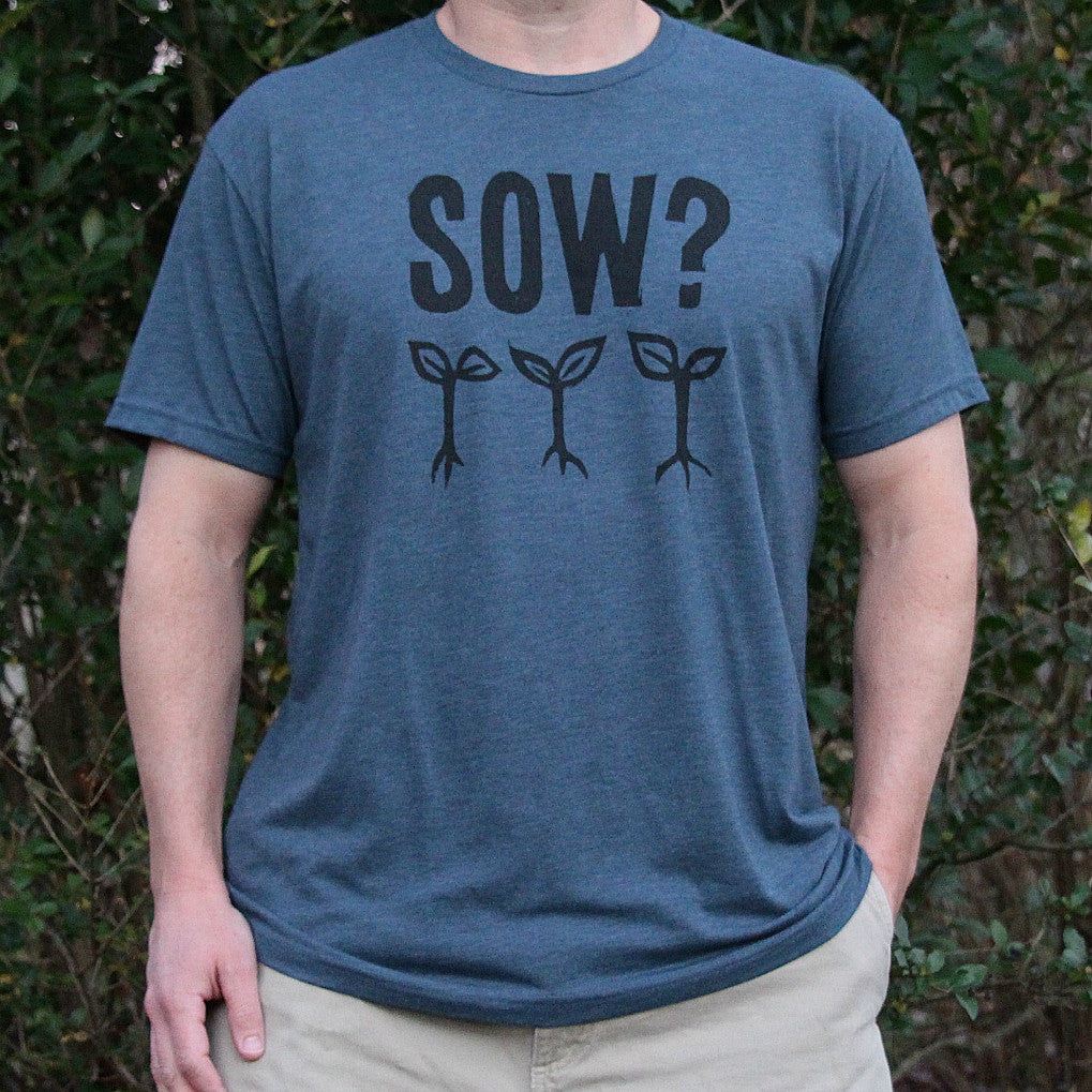 Men's Sow? Gardening Shirt