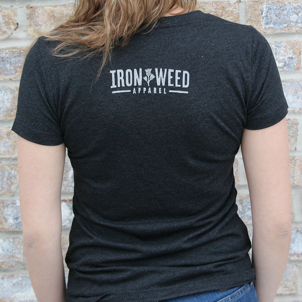 Urban gardener tee shirt for women