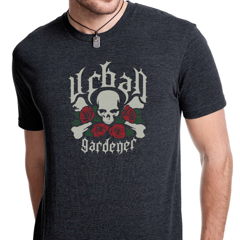 Urban gardening t-shirt for men