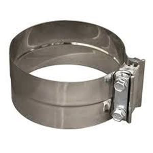 "5"" S/S Band Clamp"