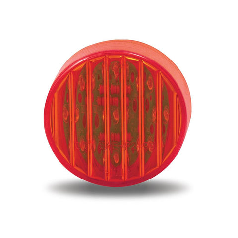 "2 1/2"" Round LED - Red Marker Light"
