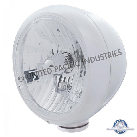Stainless Guide Headlight Crystal H4 Bulb