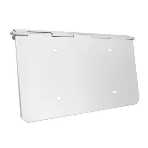 Peterbilt License Swing Plate