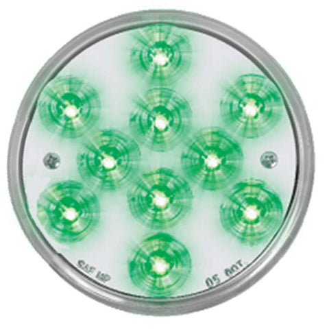 4″ Green LED Light