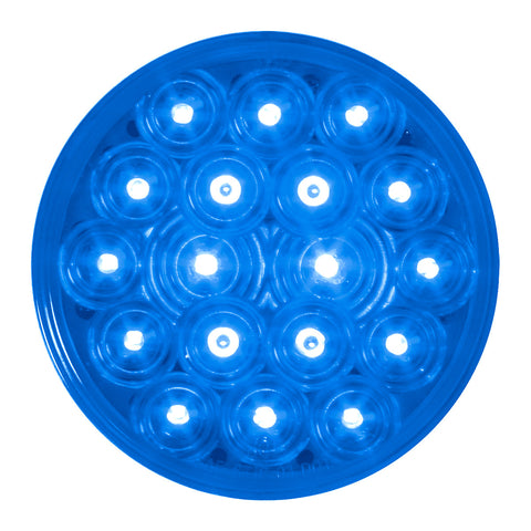 4″ Fleet Blue LED Light