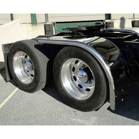 "Hogebuilt Value Line 80"" Half Tandem Ultimate Low Rider Fenders"
