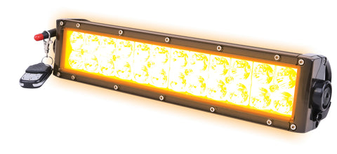 "13"" Two Color Multi Function Light Bar"