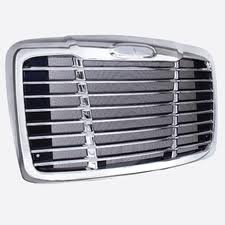 Freightliner Cascadia Grille with Screen