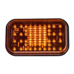 AmberLED Stop/Tail/Turn Light Red