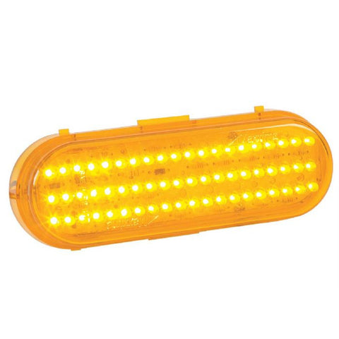 Oval LED Amber Park / Clearance / Aux Turn Light