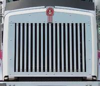 Kenworth T800 17 Vertical Grille Bars
